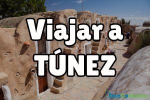 Viajar a Túnez