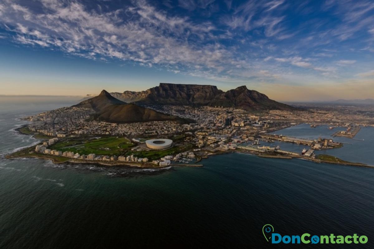 Mejores vistas de Sudáfrica