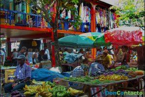 Visita el mercado central de Victoria