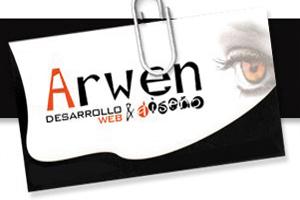 Arwen desarrollo y diseño web