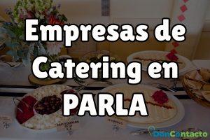 Empresas de catering en Parla