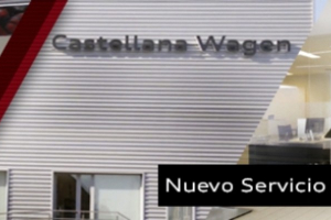 Castellana Wagen Audi