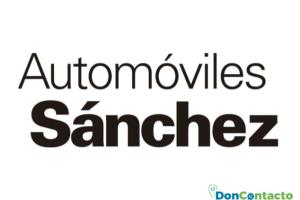 Automóviles Sánchez Zaragoza