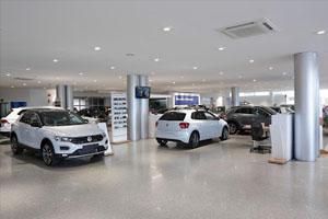 Huertas Motor Volkswagen