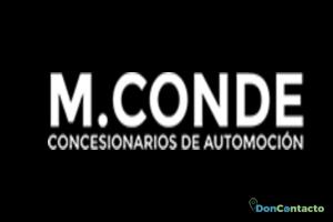 M Conde