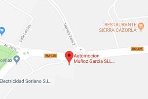 Automoción Muñoz García