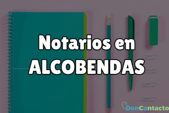 Notarios en Alcobendas