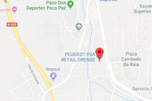 PSA Retail Orense