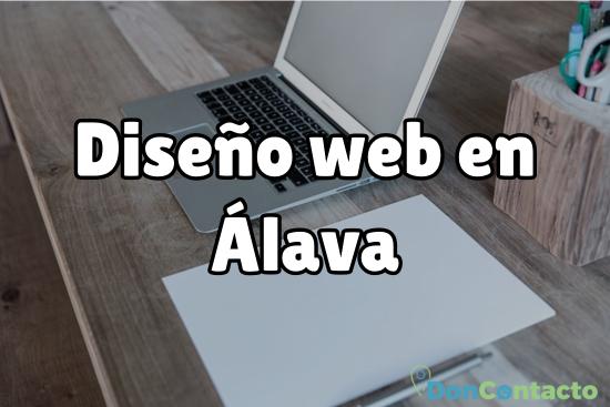 Diseño web Álava