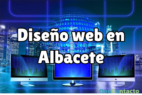 Diseño web en Albacete