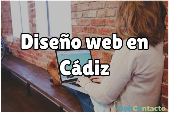 Diseño web en Cádiz