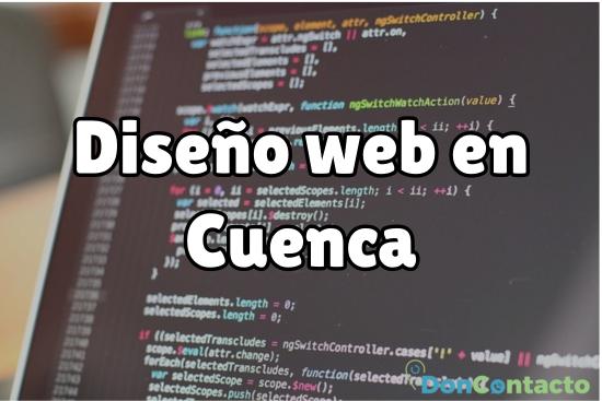 Diseño web en Cuenca