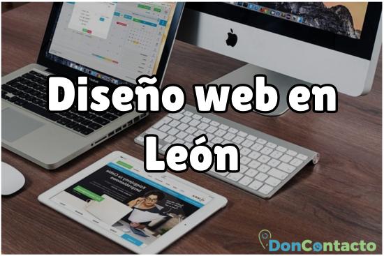 Diseño web en León