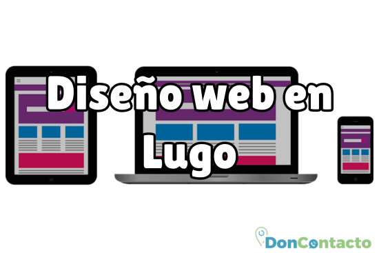 Diseño web en Lugo
