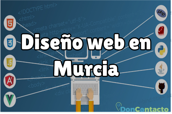 Diseño web en Murcia