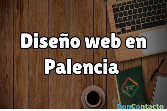 Diseño web en Palencia