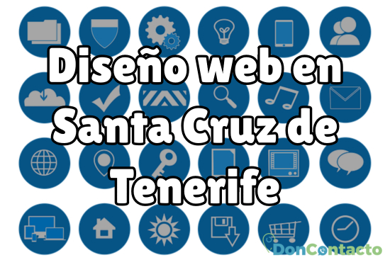 Diseño web en Santa Cruz de Tenerife