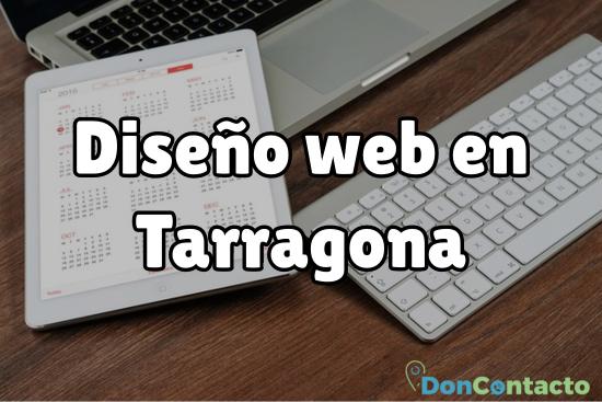 Diseño web en Tarragona