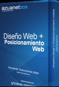 Azuanet, diseñadores y desarrolladores web. Cáceres