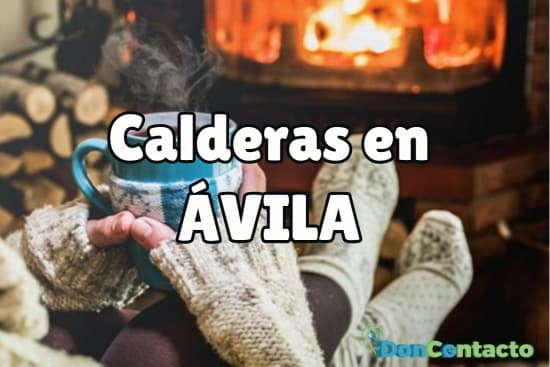 Calderas en Ávila
