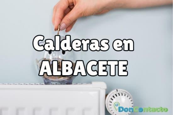 Calderas en Albacete