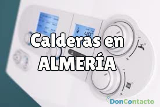 Calderas en Almería