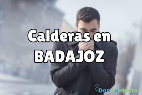 Calderas en Badajoz