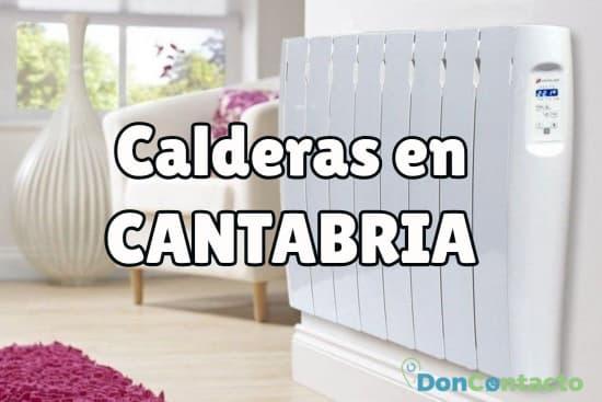 Calderas en Cantabria