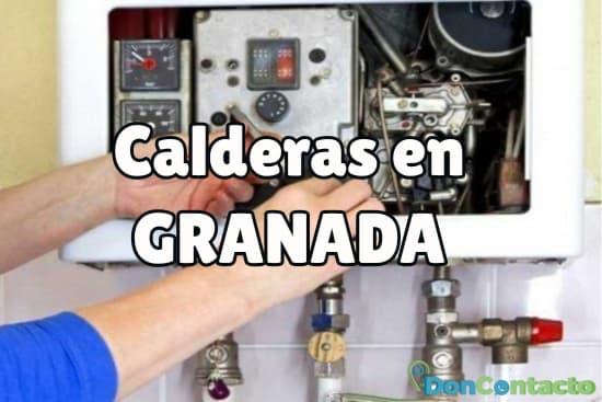 Calderas en Granada