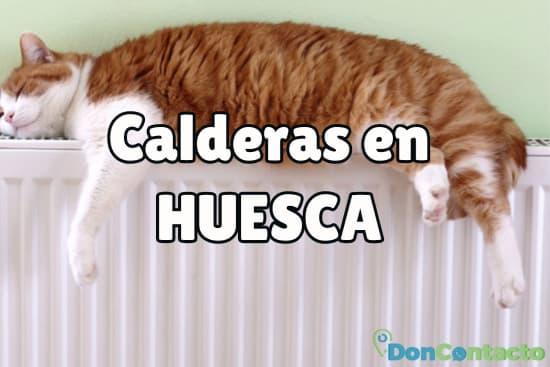 Calderas en Huesca
