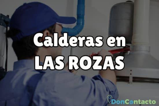 Calderas en Las Rozas