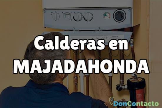 Calderas en Majadahonda