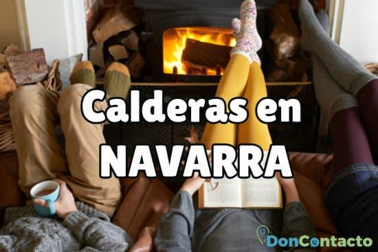 Calderas en Navarra