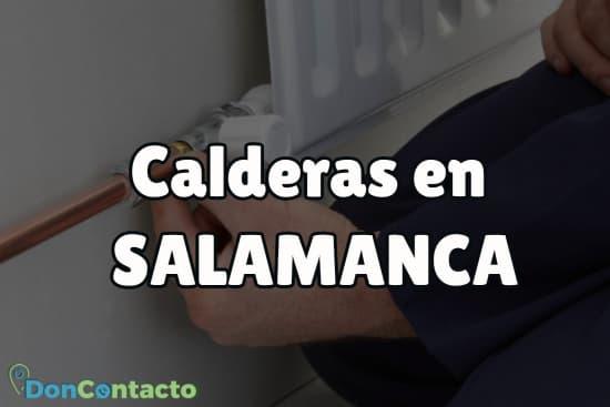 Calderas en Salamanca