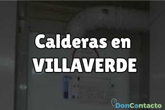 Calderas en Villaverde