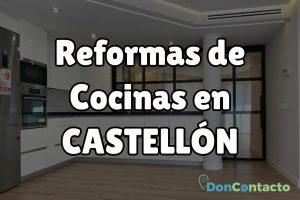 Reformas de cocinas en Castellón