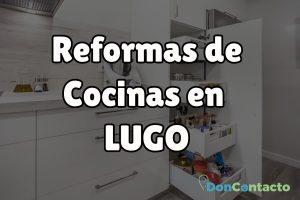 Reformas de cocinas en Lugo