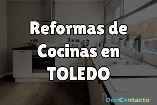 Precios De Reformas De Cocinas En Toledo