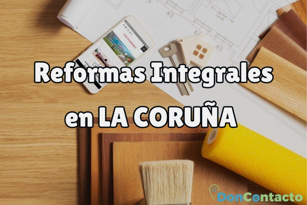 Reformas Integrales en La Coruña
