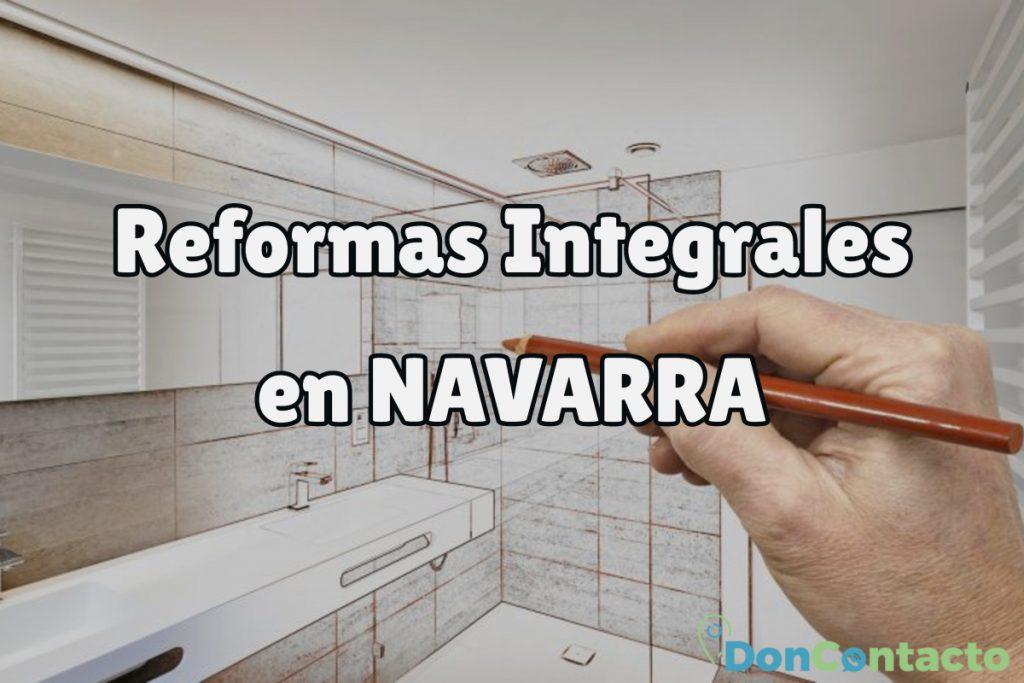 Reformas Integrales en Navarra