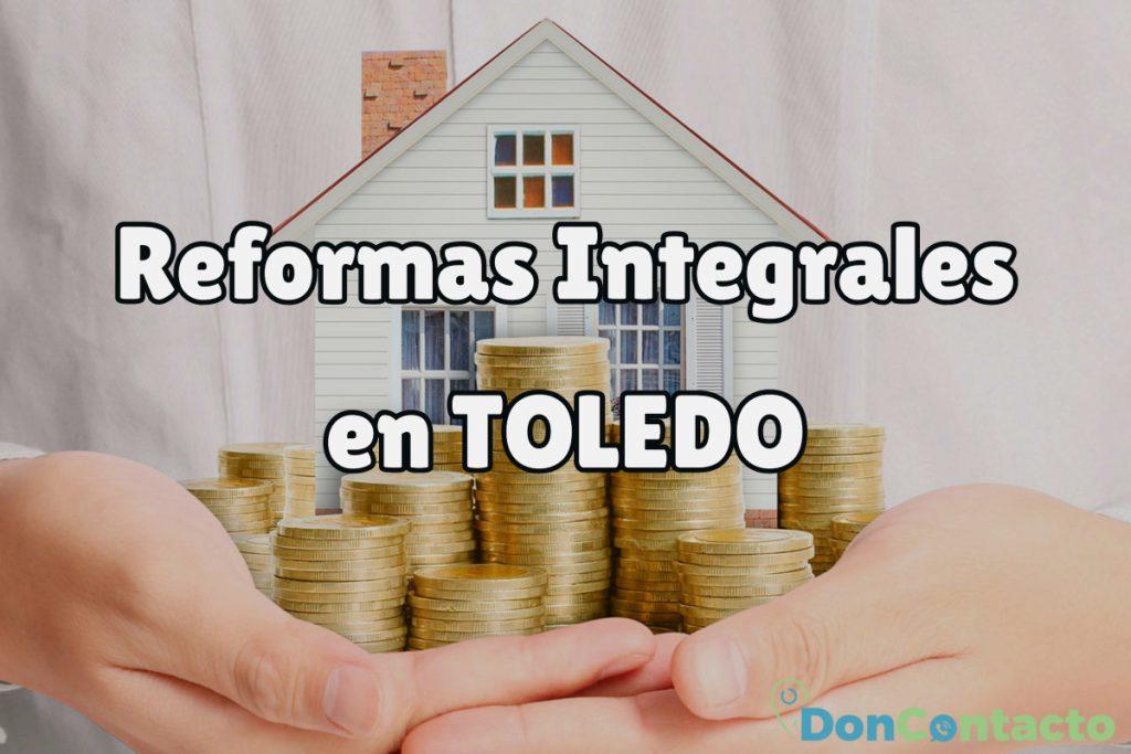 Reformas Integrales en Toledo
