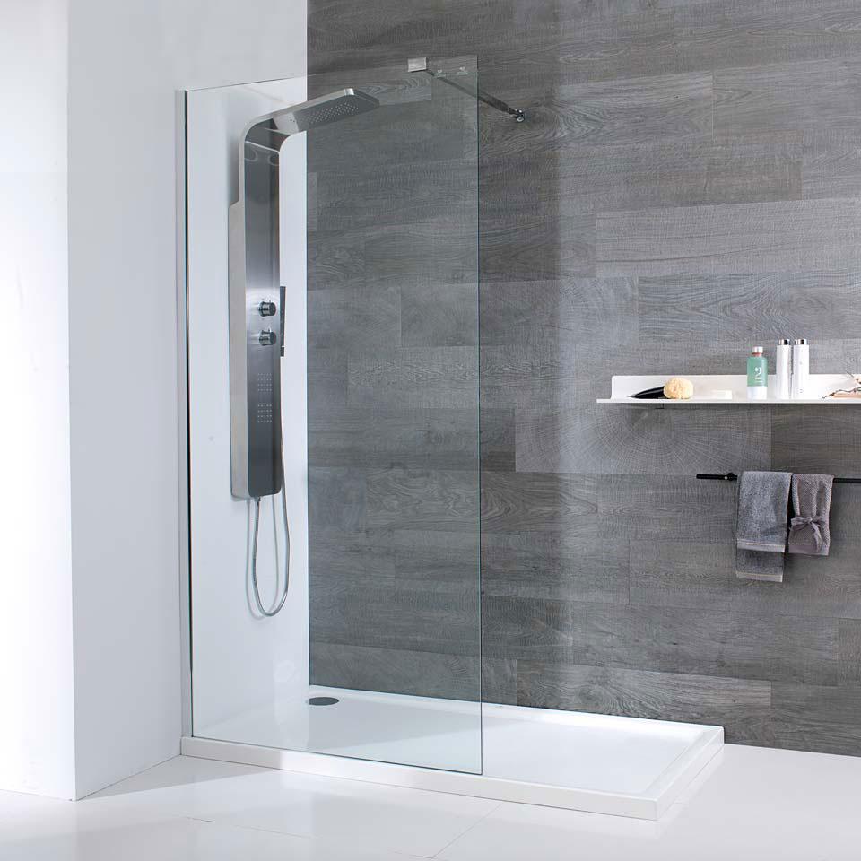 Tipos de mamparas de duchas