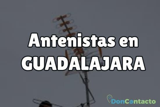 Antenistas en Guadalajara