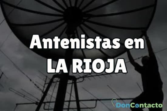 Antenistas en La Rioja