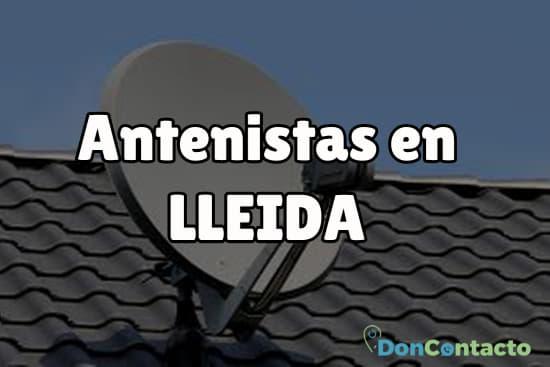 Antenistas en Lleida