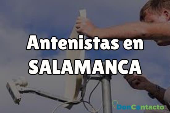Antenistas en Salamanca
