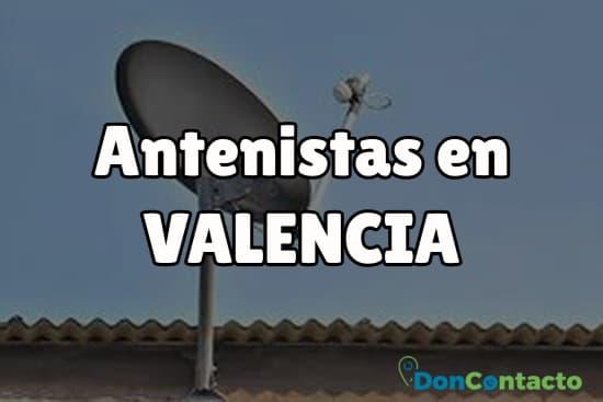 Antenistas en Valencia