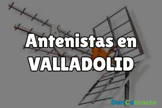 Antenistas en Valladolid