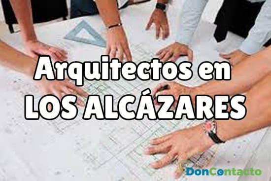 Arquitectos en Los Alcázares