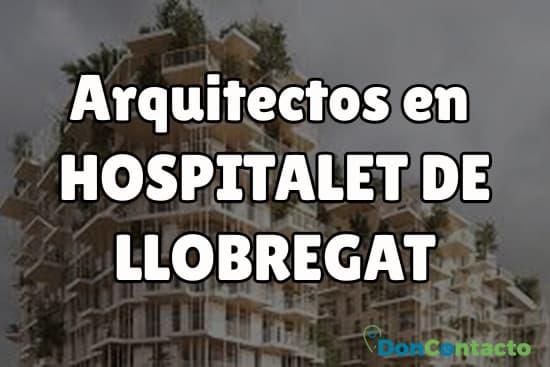 Arquitectos en Hospitalet de Llobregat